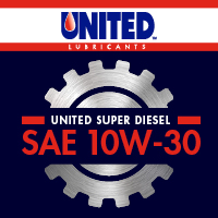 United Super Diesel SAE 10W-30
